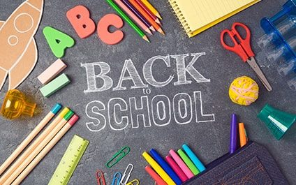 It's Back-to-School Time!