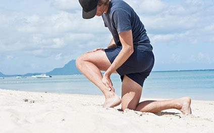 Beach Injuries – Prevention and Treatment