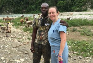 Medical mission to Haiti