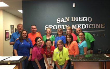 San Diego Doctors for Team USA