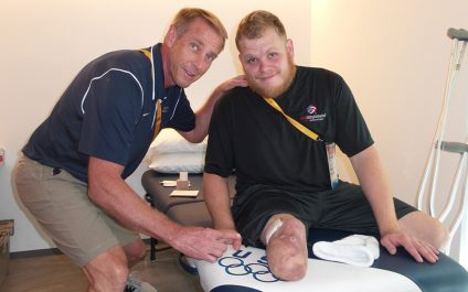 Another Road to Rio: DO serves as team physician at Paralympics