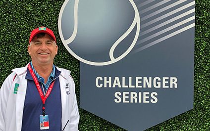 Ken Anderson, DO at Oracle Challengers Series