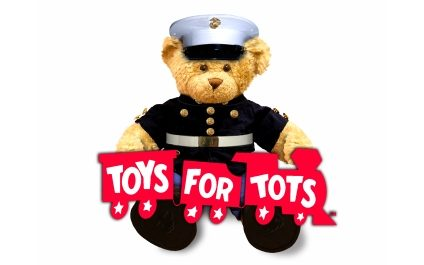 Drop Off for Toys for Tots!