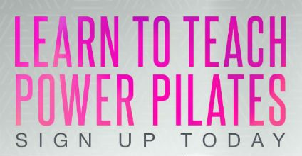 Power Pilates Training Classes